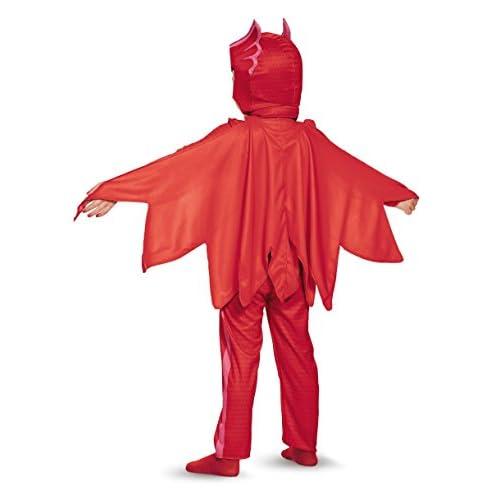 PJ Masks Owlette Classic Costume for Toddler