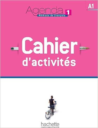 Amazon.com: Agenda 1 - Cahier dActivités + CD Audio (French ...