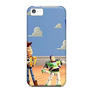 Fashion CAY2713fiZd Cases Covers For Iphone 5c(toy Story 3) Black Friday