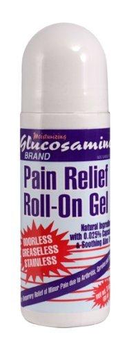 Moisturizing Glucosamine Pain Relief Roll-on Gel by Moisturizing Glucosamine