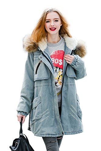 Denim Parka - 5