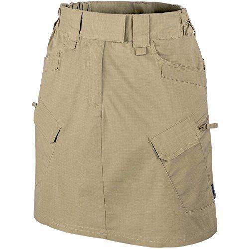 HELIKON-TEX Women's Urban Tactical Skirt Khaki Polycotton R/S Size 29/32