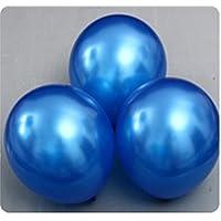 Huayao 100PCS Shiny Pearl 12inch Latex Balloon Thicken for Birthday Wedding Party Decoration