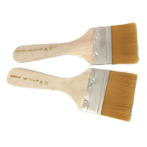 Uxcell Wooden Handle Ferrule Brushes