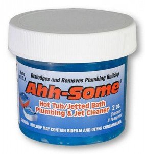 Ahh-Some Hot Tub/Jetted Bath Plumbing & Jet Cleaner (2 oz) ()