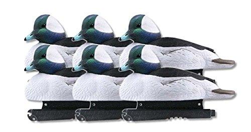 Greenhead Gear Decoy (Greenhead Gear Over-Size Duck Decoy,Buffleheads,1/2)