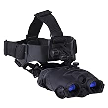 Firefield FF25025 Tracker Night Vision Goggle Binocular, 1 X 24