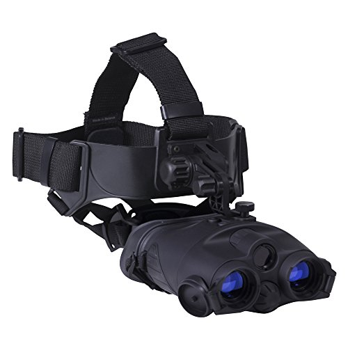 Firefield Tracker 1x24 Night Vision Goggle Binoculars (Best Gen 1 Night Vision Goggles)