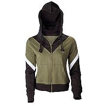 The Legend of Zelda Hoodie Link Costume Hyrule Warriors Zipper Coat Jacket¡