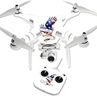 Skin For DJI Phantom 3 Standard – American Eagle | MightySkins Protective, Durable, and Unique Vinyl Decal wrap cover | Easy To Apply, Remove, and Change Styles | Made in the USA