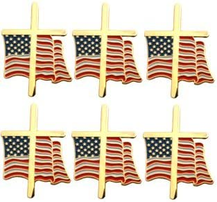 Multi Pack American Cross Lapel Specialized product image