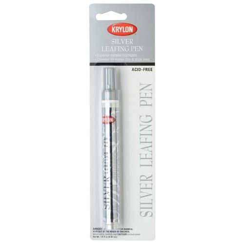 Krylon 9902 Leafing Pen - Silver ()