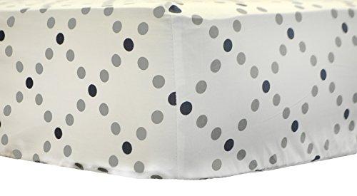 crib quilt gray - 8
