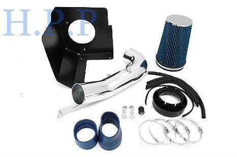 Heat Shield Cold Air Intake Filter fits 07-08 Silverado Sierra 1500 V8 4.8L 5.3L