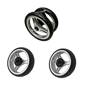 Baby Jogger City Mini Single Complete Wheel Set