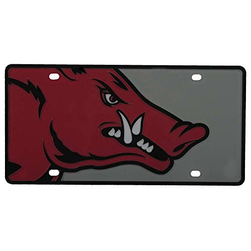 azorbacks Full Color Mega Inlay License Plate ()