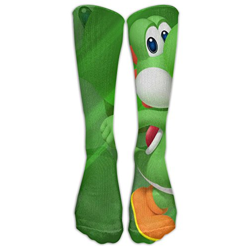 Yoshi Cotton Thick Long Soccer Socks For Men And Women - Running & Fitness - Best Medical, Nursing, Travel & Flight (National Costumes Coloring Pages)