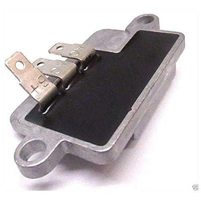 Genuine Kawasaki 21066-7017 Voltage Regulator OEM __#G451YH4 51IO3426847: Garden & Outdoor