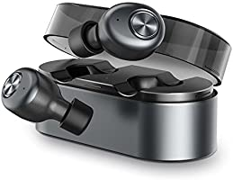 ZNT AirFits True Wireless Earbuds, Bluetooth Earbuds with Easy Link Technology