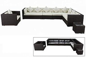 Amazonde Outflexx Stilvolles Loungemöbel Set Sitzgruppe