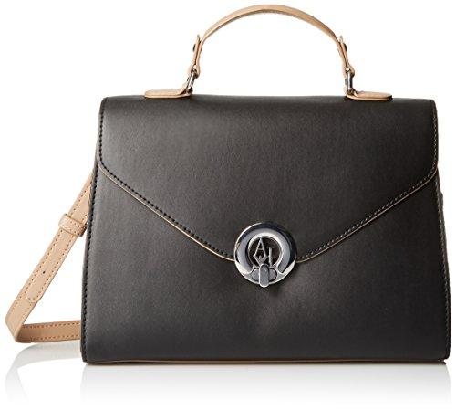 Armani Jeans borsa donna a mano shopping nuova originale nero