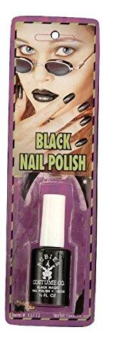 Makeup - Black Nail Polish