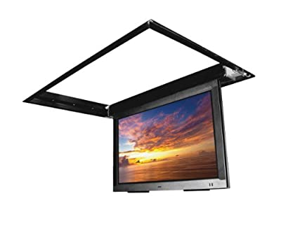 FLP-210 In-Ceiling Flip Down Motorized TV Mount For 32-50 inch TV
