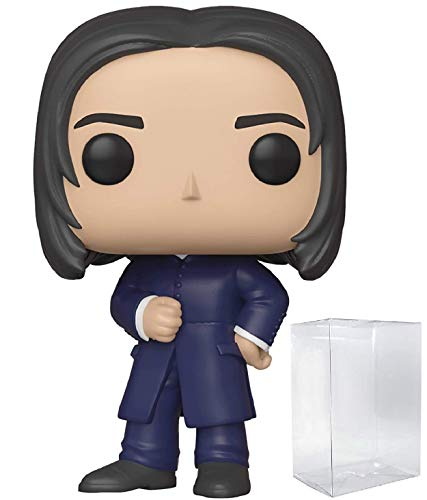 HARRY POTTER - Severus Snape (Yule Ball) Pop Vinyl Figure (Includes Compatible Pop Box Protector Case)