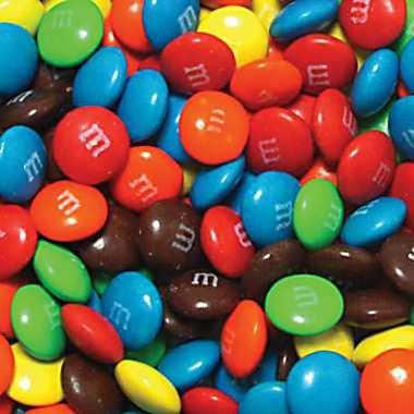 M&M's Mini Milk Chocolate 5-Pound Bulk Package ()