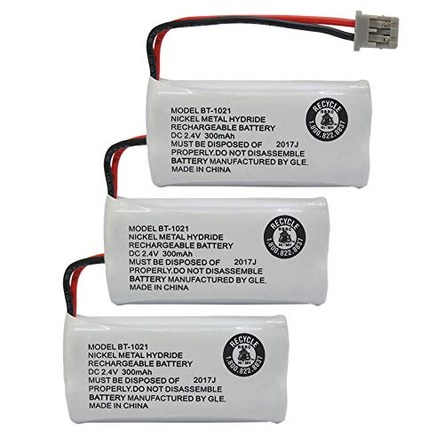 uniden telephone batteries - 6