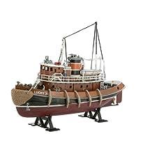 Revell of Germany Harbour Tug Boat Plastic Model Kit