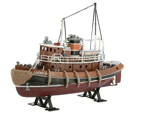 REVELL-MONOGRAM Harbour Tug  Boat
