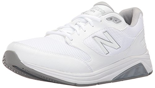 New Balance Men's MW928V2 Walking Shoe, White/White, 10.5 D US