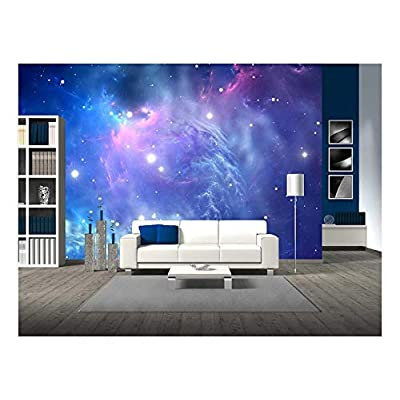 Handsome Visual, Blue Space Nebula, That You Will Love