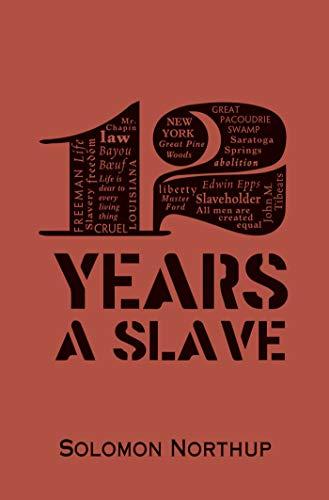 12 Years a Slave (Word Cloud Classics) por Solomon Northup