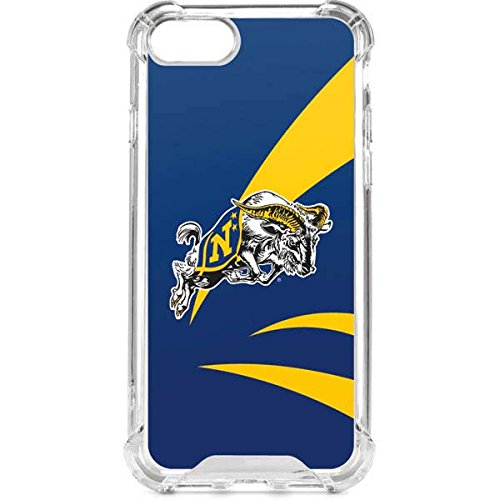 3a398a26f7c Amazon.com  US Naval Academy iPhone 7 Clear Case
