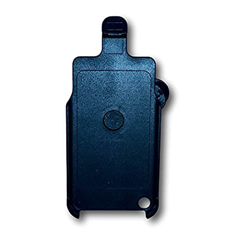 For iPod Touch 5th & 6th Generation Black Swivel Belt Clip Holster (Ipod 5th Generation With Holster)