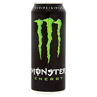 Monster Energy Drink 24 x 500ml Cans