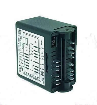 gicar 9.5.24.00 G 00 dosificador caja de control 1 - 2 Grupos ET30 ...