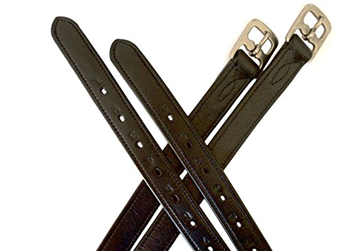 1 Inch Stirrup Leathers - 9