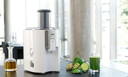 Braun J300 Spin Juicer extractor for