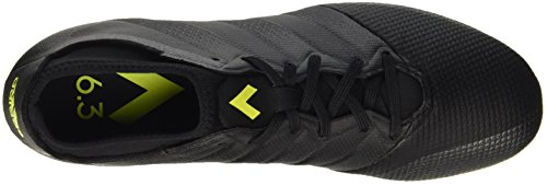 adidas Herren Ace 16.3 Prime Fußball-Trainingsschuhe Schwarz (Core Black/core Black/solar Yellow)