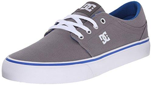 DC Blue Skate Unisex TX Grey Trase Men's Shoe UqwrUfv