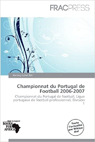 Télécharger gratuitement joomla books pdf Championnat Du Portugal de Football 2006-2007 6137141535 PDF PDB CHM