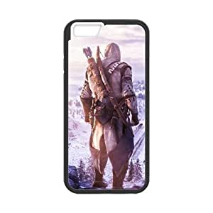 iphone6 plus 5.5 inch Black phone case Assassins Creed Artell Fashion players preferred OKE9182653