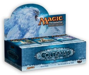 Magic the Gathering Coldsnap Booster Box 36 (Ice Age Booster Box)