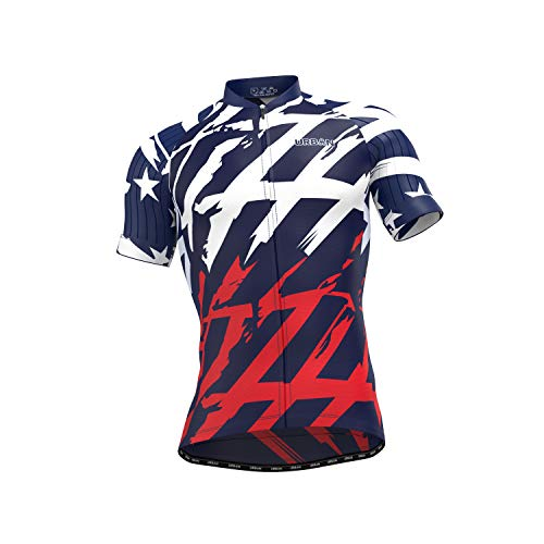Men's Pro Urban Cycling Short Sleeve Jersey
