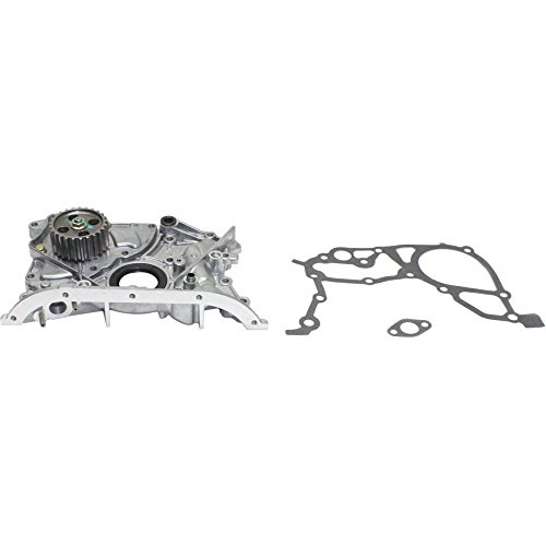 Oil Pump Compatible with Toyota Camry 92-01 w/Sensor Port (Toyota Camry Oil Pump)