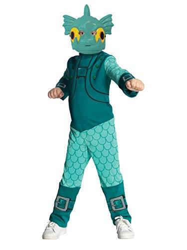Gill Grunt Skylanders Costume ()