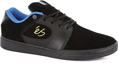 Es Skate Shoes ACCELERATE BLACK/BLUE Limited Edition